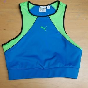NWT - SALE  60% OFF - Puma Womans Workout top.